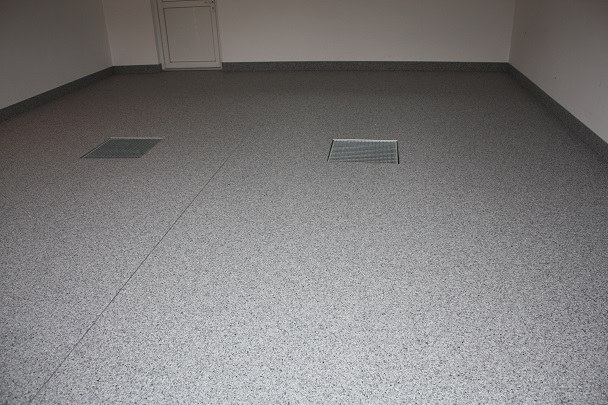 garagenboden bodenbelag garagebelag bodenbeschichtung garage steinteppich kunstharzboden. Black Bedroom Furniture Sets. Home Design Ideas